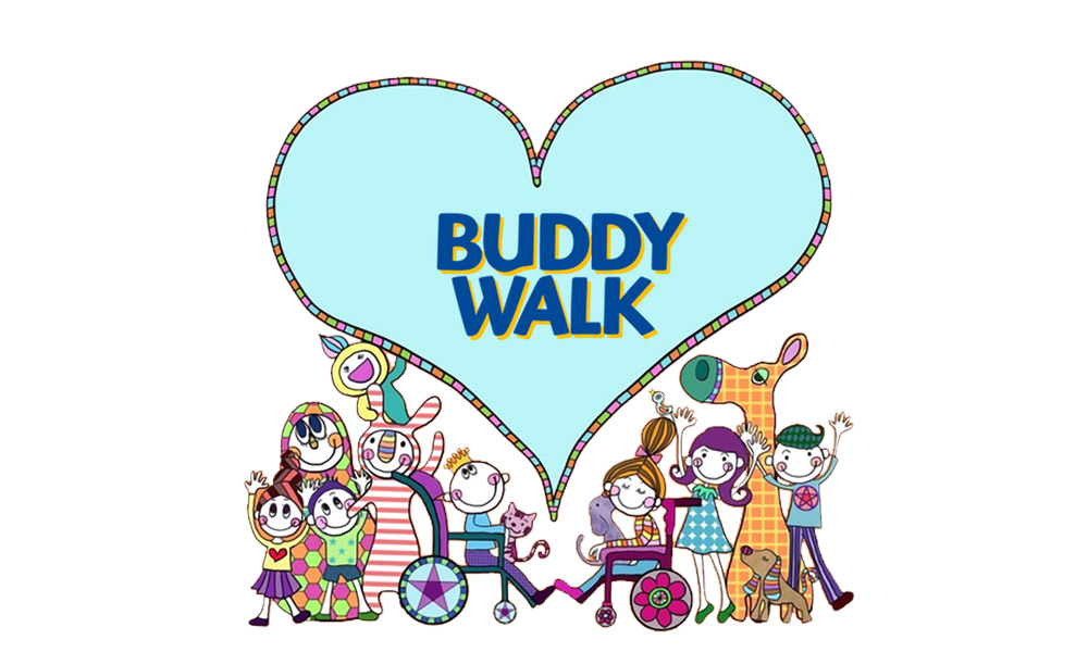 Buddy Walk Tokyo 2021 for all